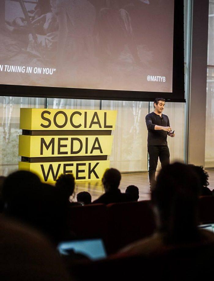 Social Media Week New York 2017
