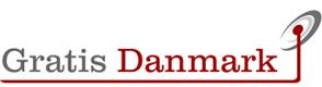 Gratis Danmark logo